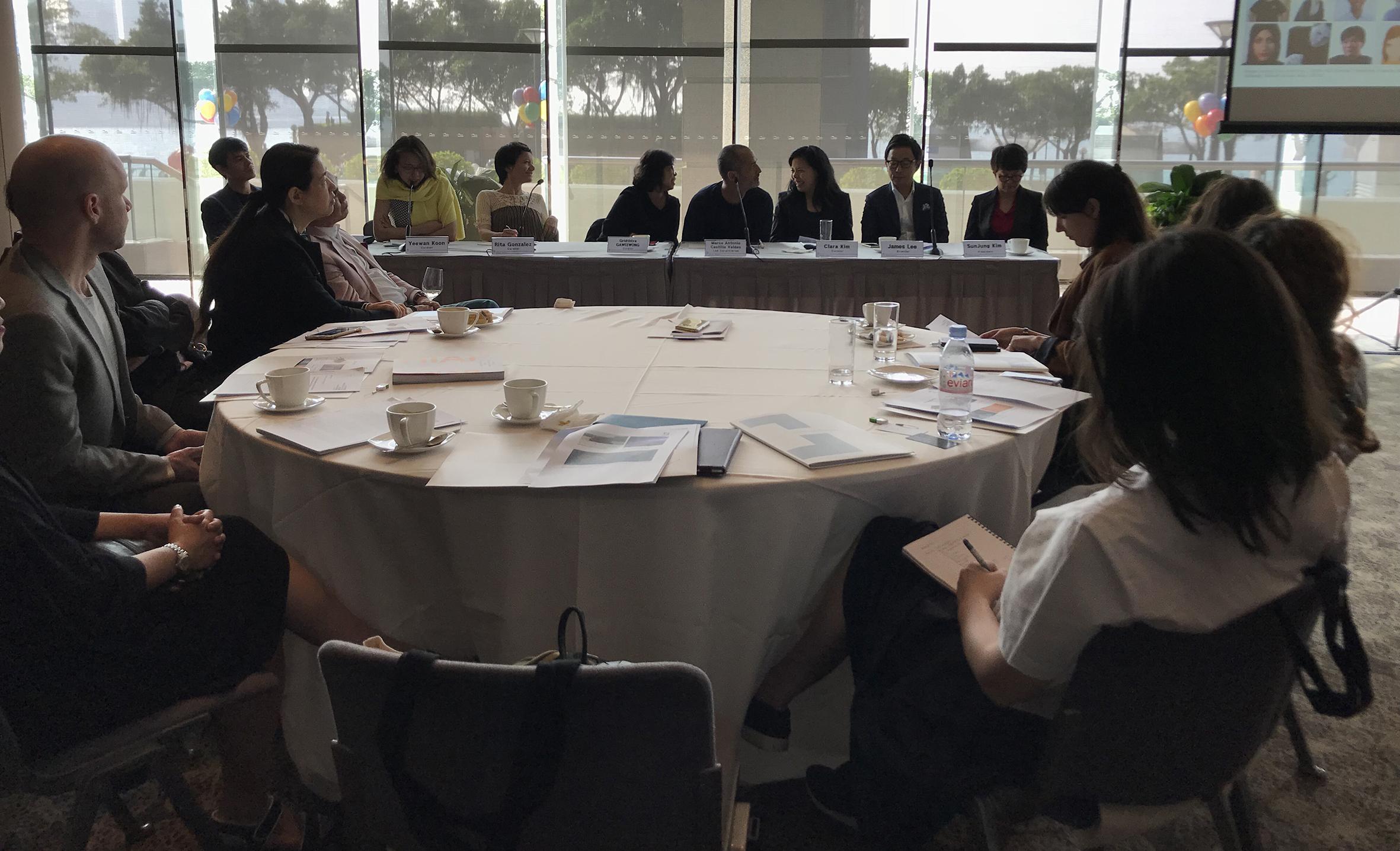 홍콩 해외홍보 설명회 사진-2